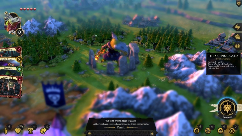 Screenshot 8 - Armello - The Dragon Clan