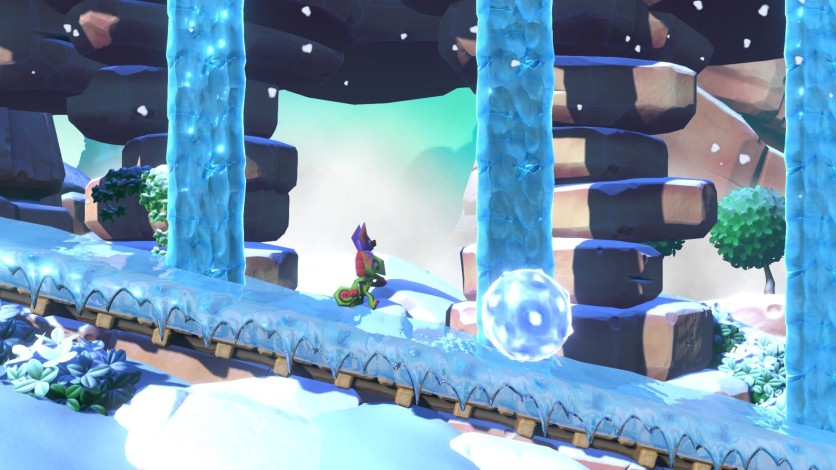 Screenshot 4 - Yooka-Laylee and the Impossible Lair - Trowzer's Top Tonic Pack