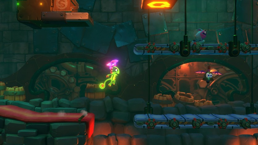 Screenshot 5 - Yooka-Laylee and the Impossible Lair - Trowzer's Top Tonic Pack