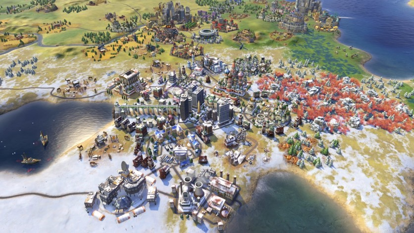 Screenshot 5 - Sid Meier's Civilization VI - Platinum Edition