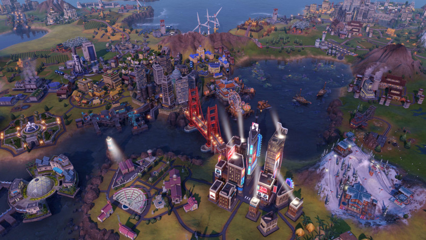 Screenshot 8 - Sid Meier's Civilization VI - Platinum Edition