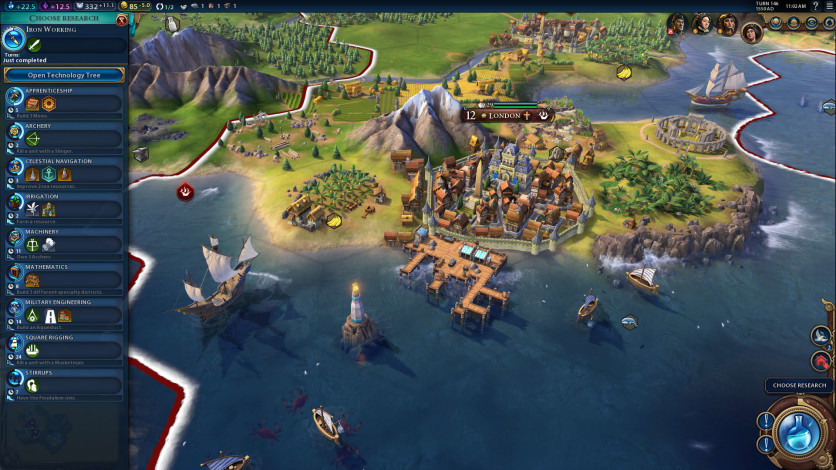 Screenshot 7 - Sid Meier's Civilization VI - Platinum Edition