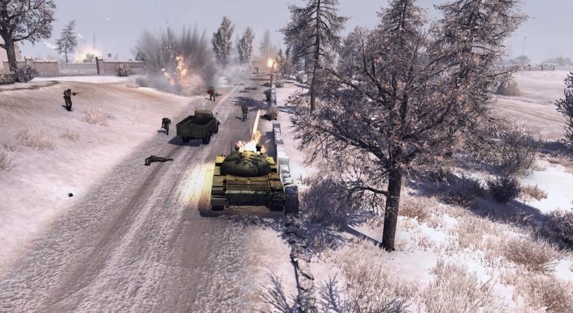 Screenshot 2 - Men of War: Assault Squad 2 - Cold War