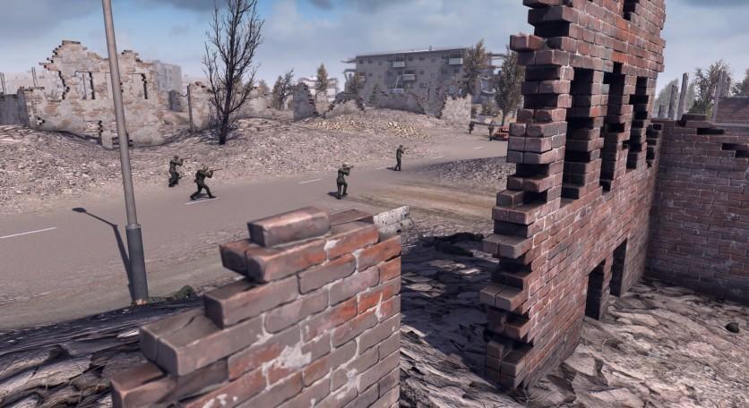 Screenshot 5 - Men of War: Assault Squad 2 - Cold War