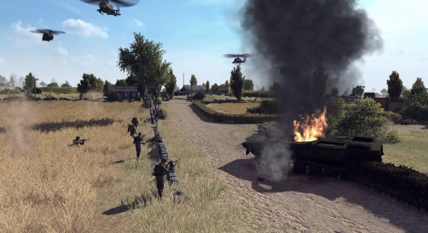 Screenshot 11 - Men of War: Assault Squad 2 - Cold War