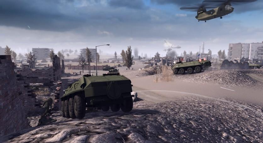 Screenshot 7 - Men of War: Assault Squad 2 - Cold War