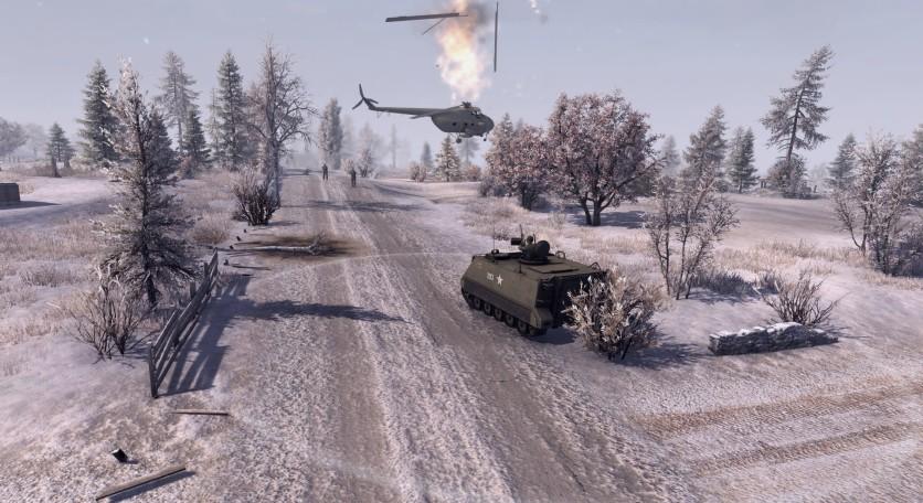 Screenshot 8 - Men of War: Assault Squad 2 - Cold War