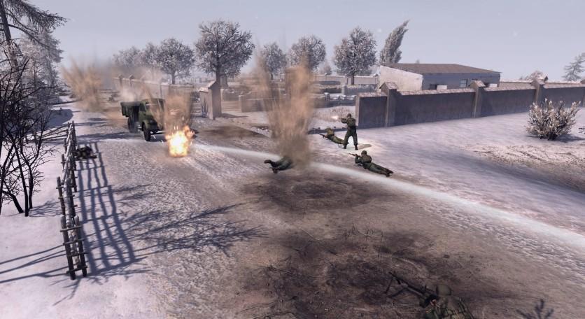Screenshot 10 - Men of War: Assault Squad 2 - Cold War