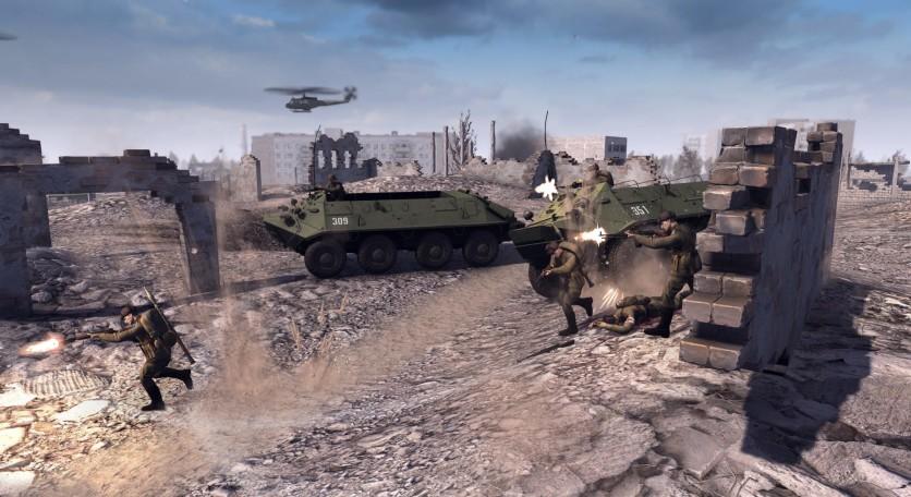 Screenshot 9 - Men of War: Assault Squad 2 - Cold War