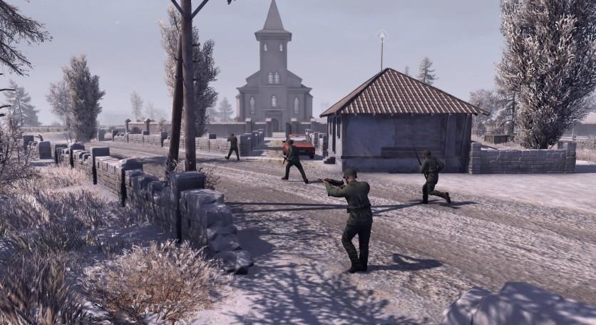 Screenshot 3 - Men of War: Assault Squad 2 - Cold War