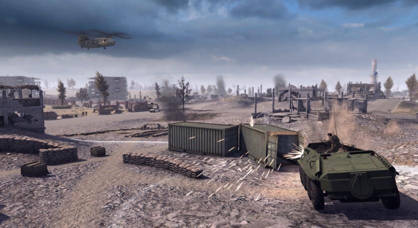 Screenshot 4 - Men of War: Assault Squad 2 - Cold War