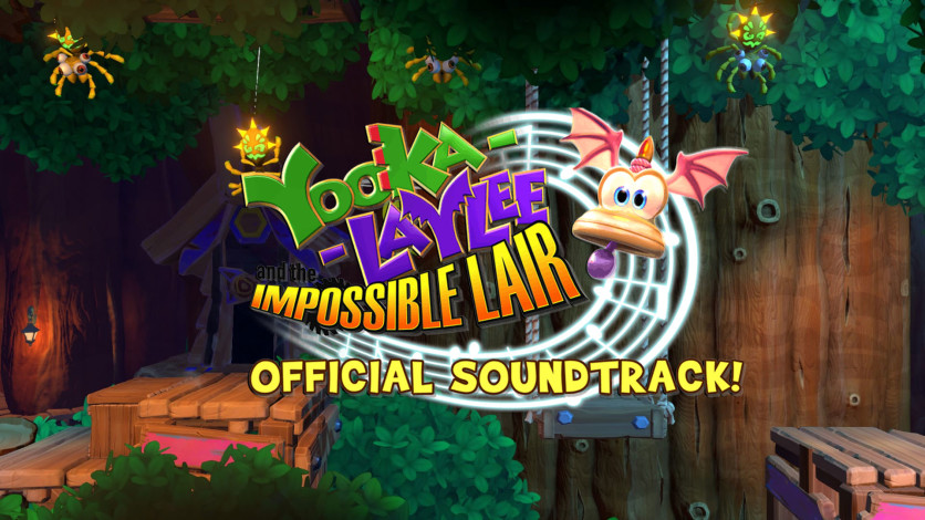 Screenshot 1 - Yooka-Laylee and the Impossible Lair - OST