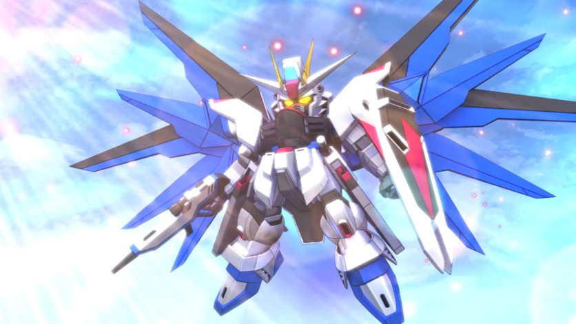 Screenshot 4 - SD GUNDAM G GENERATION CROSS RAYS - DELUXE EDITION