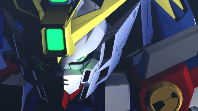 Screenshot 3 - SD GUNDAM G GENERATION CROSS RAYS - DELUXE EDITION