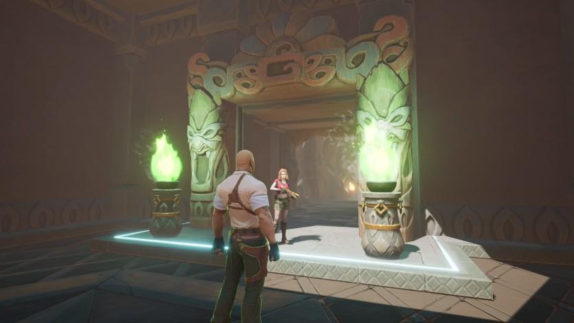 Screenshot 3 - JUMANJI: The Video Game