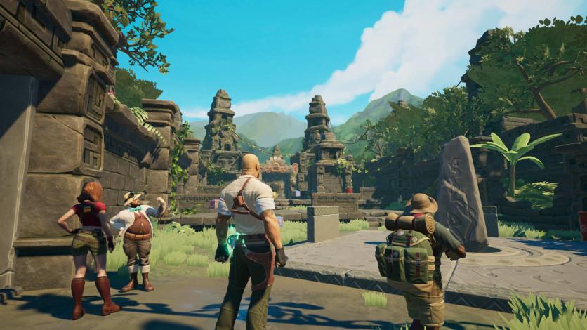 Screenshot 1 - JUMANJI: The Video Game