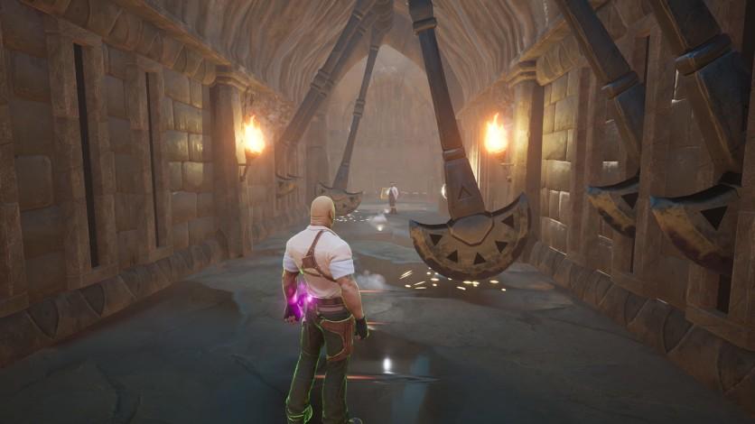 Screenshot 5 - JUMANJI: The Video Game