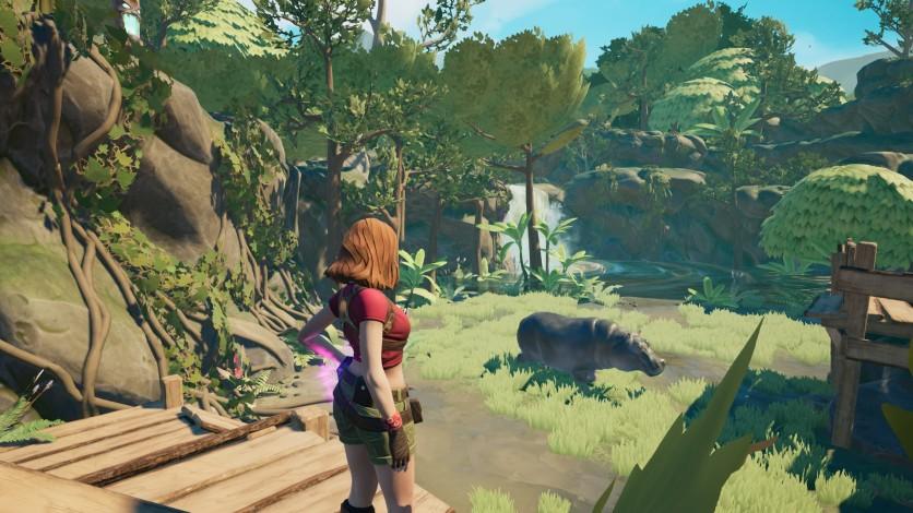 Screenshot 2 - JUMANJI: The Video Game