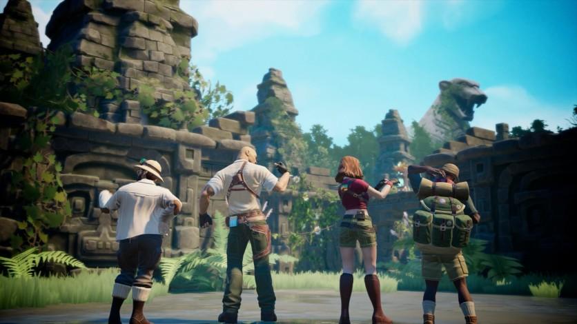 Screenshot 4 - JUMANJI: The Video Game