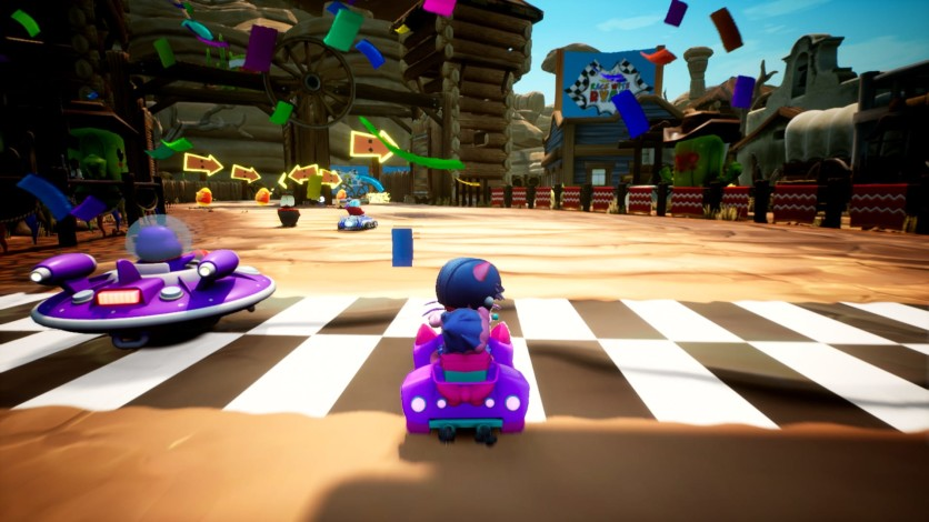 Screenshot 2 - Race With Ryan