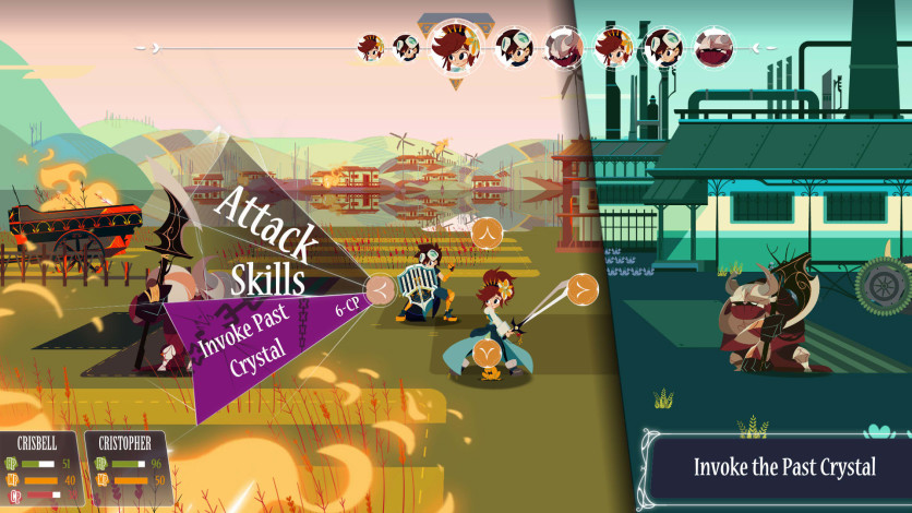 Screenshot 4 - Cris Tales
