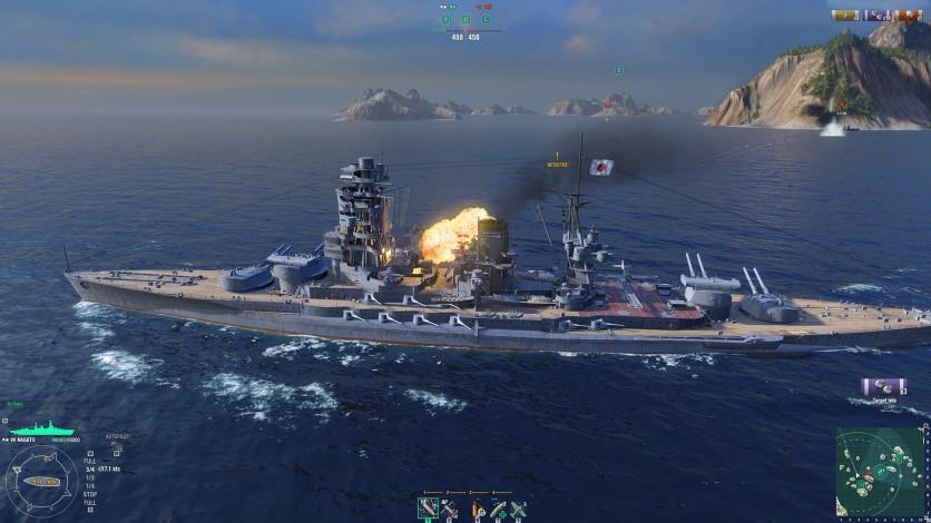 Screenshot 4 - World of Warships
