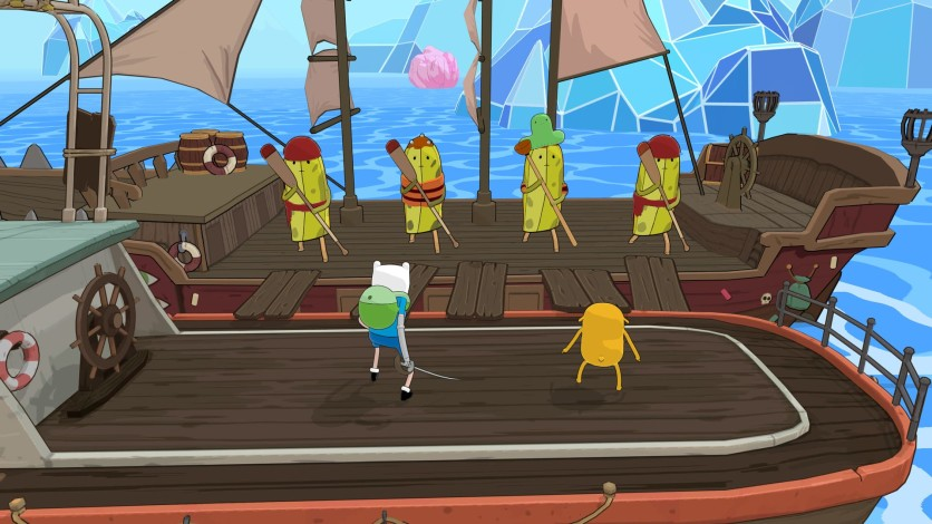 Screenshot 7 - Adventure Time: Pirates of the Enchiridion
