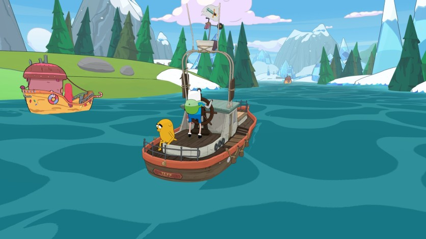 Screenshot 3 - Adventure Time: Pirates of the Enchiridion