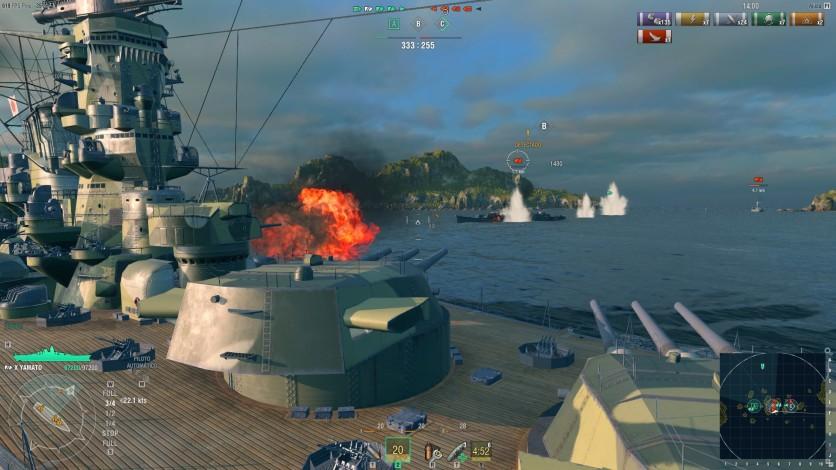 Screenshot 10 - World of Warships - Premium Pack