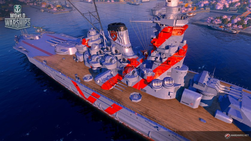 Screenshot 3 - World of Warships - Premium Pack
