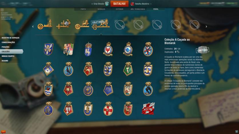 Screenshot 12 - World of Warships - Premium Pack