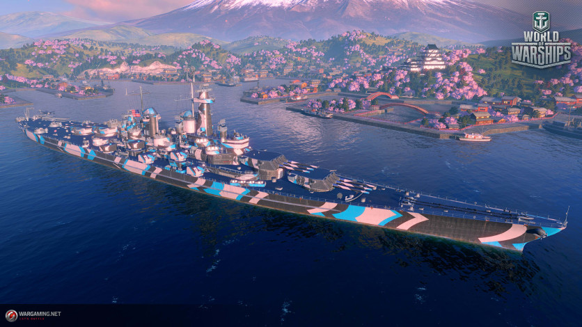 Screenshot 15 - World of Warships - Premium Pack