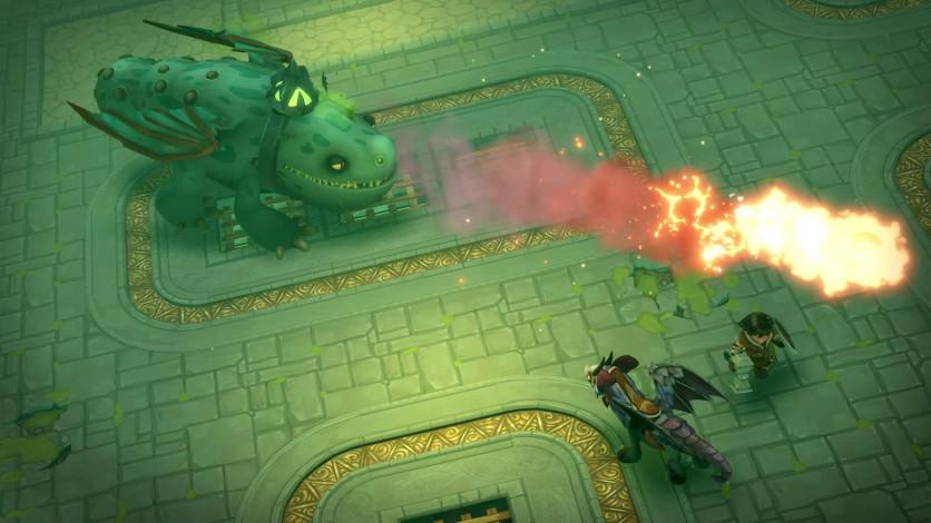 Screenshot 2 - DreamWorks Dragons: Dawn of New Riders