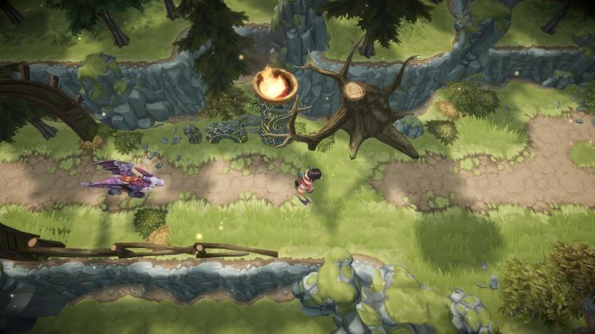 Screenshot 3 - DreamWorks Dragons: Dawn of New Riders