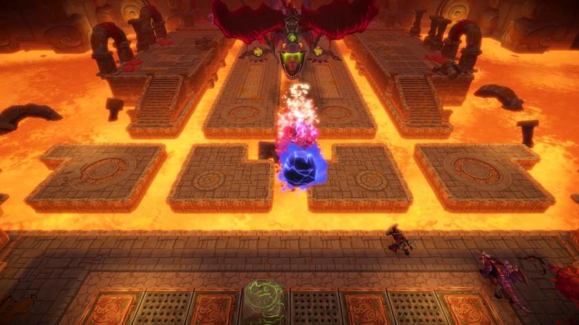 Screenshot 8 - DreamWorks Dragons: Dawn of New Riders