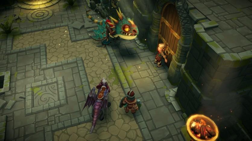 Screenshot 5 - DreamWorks Dragons: Dawn of New Riders