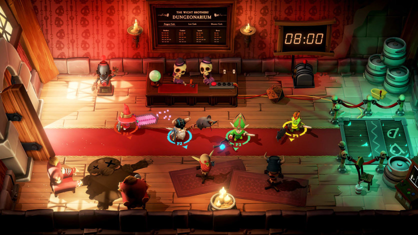 Screenshot 3 - Munchkin: Quacked Quest