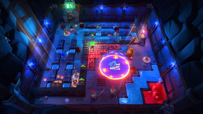 Screenshot 4 - Munchkin: Quacked Quest