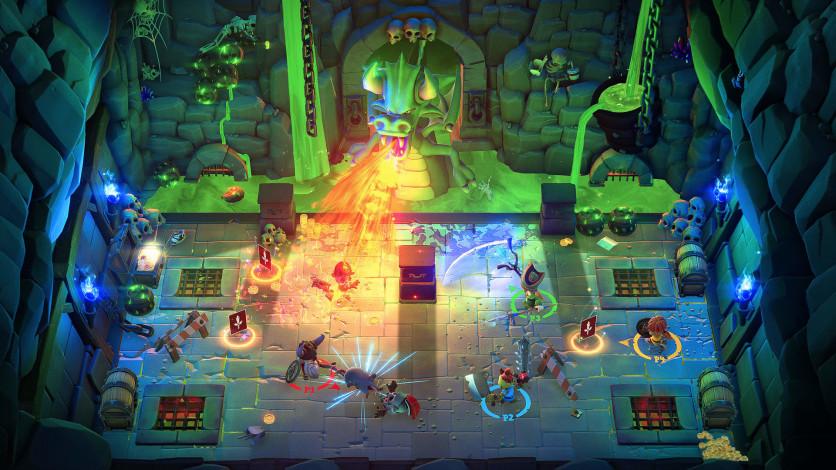 Screenshot 6 - Munchkin: Quacked Quest
