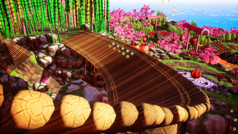 Screenshot 2 - All-Star Fruit Racing