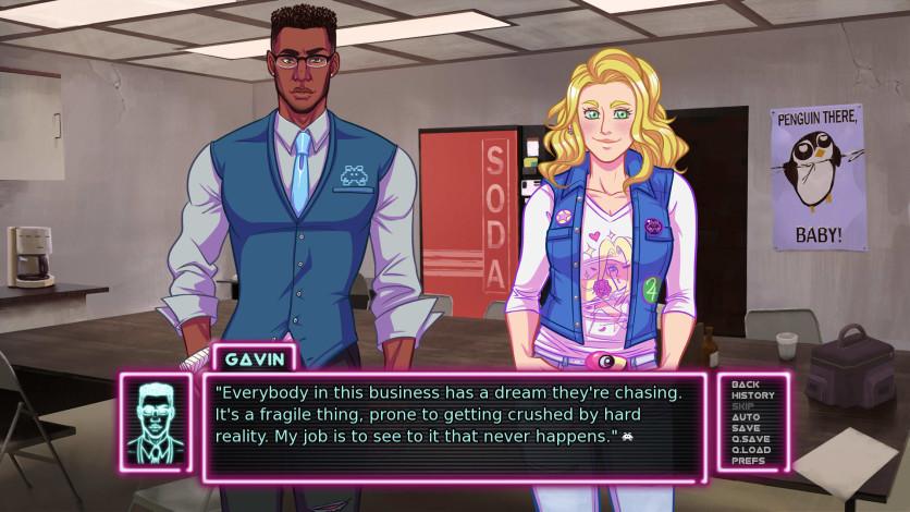 Screenshot 2 - Arcade Spirits