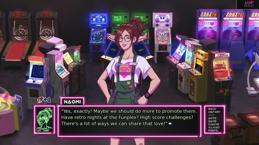 Screenshot 5 - Arcade Spirits