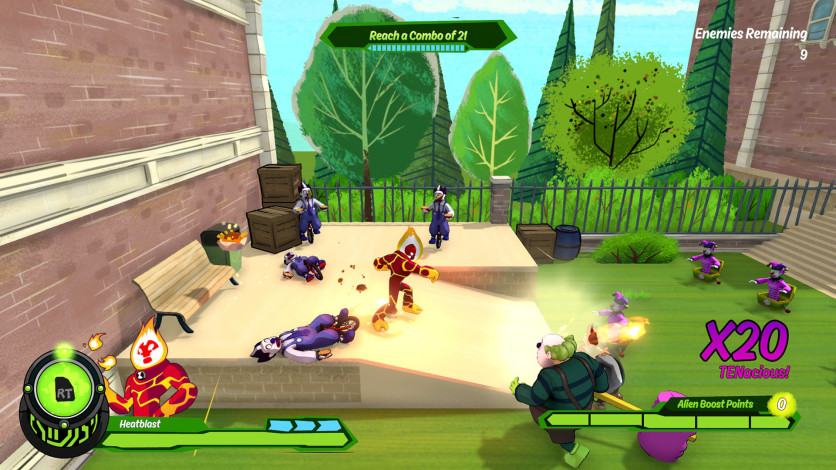 Screenshot 6 - Ben 10