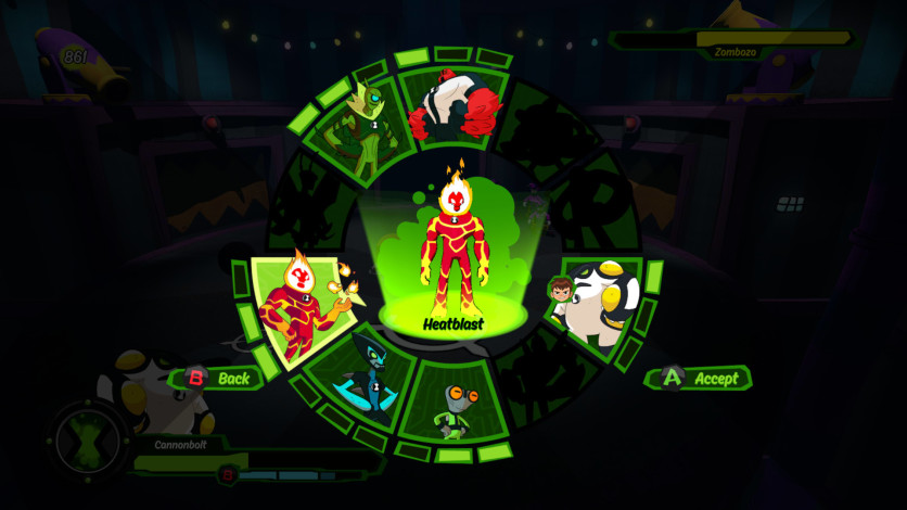 Screenshot 9 - Ben 10