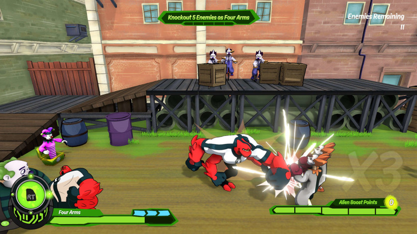 Screenshot 5 - Ben 10