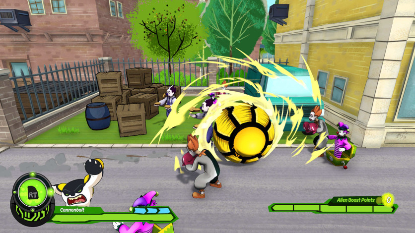 Screenshot 8 - Ben 10