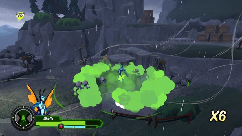 Screenshot 4 - Ben 10