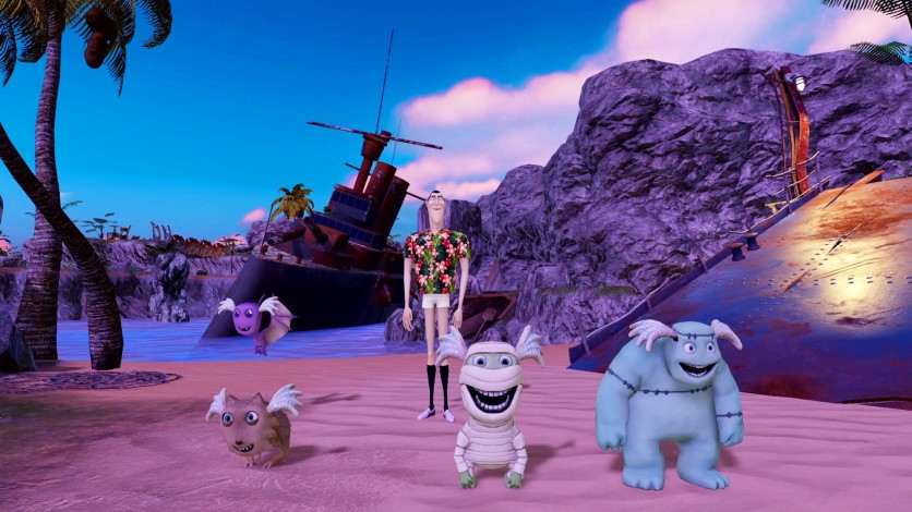 Screenshot 6 - Hotel Transylvania 3: Monsters Overboard