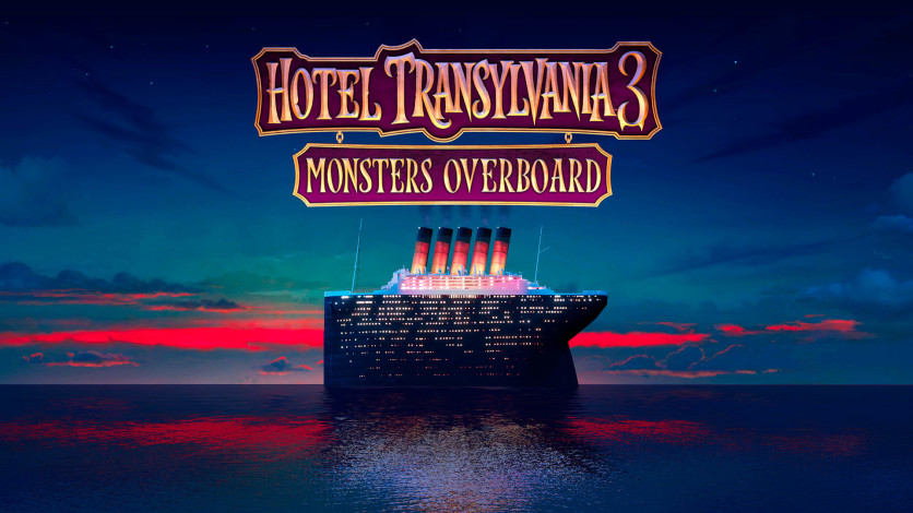 Screenshot 5 - Hotel Transylvania 3: Monsters Overboard