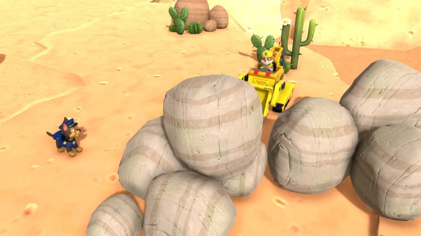 Screenshot 4 - Paw Patrol: On A Roll!